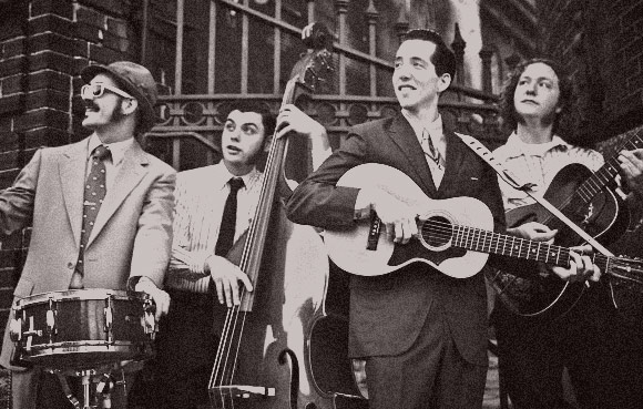 POKEY LAFARGE & the SOUTH CITY THREE –US RAGTIME BLUESERS' LONDON SPECIAL AT BROOK'S BLUES BAR