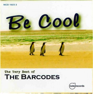 BE COOL – the very best of the Barcodes The Barcodes Note Records NCD 2023 2 Genre – Jazz Blues / R&B Star rating 8/10